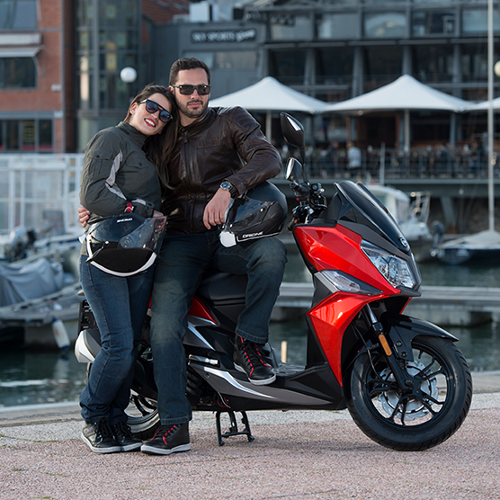 Import av veteran motorsykkel